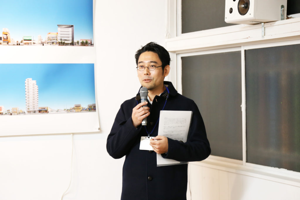 東京造形大学地域連携パーティー5