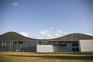 山口情報芸術センターに行ってきました。