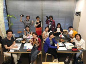 プロ直伝『書き方・撮り方講座』に参加しました!