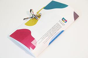 レピヤンリボンタトゥ紙パッケージ